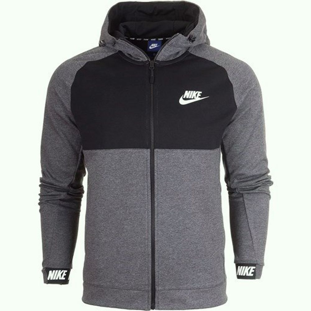 4365ef58 Campera Nike AV15 Fleece Hoodie de Hombre - woker