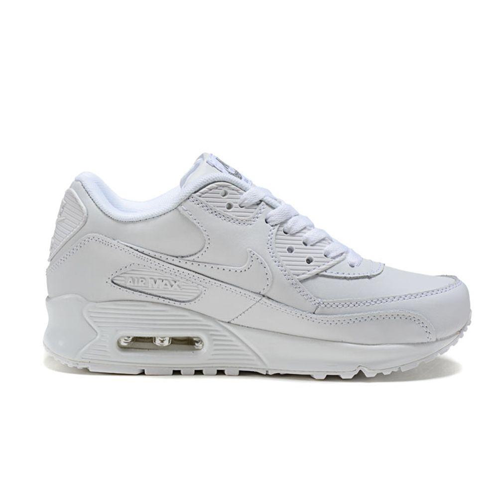 dcf0ce3b2 Zapatilla Nike Air Max 90 Leather De Niños - woker