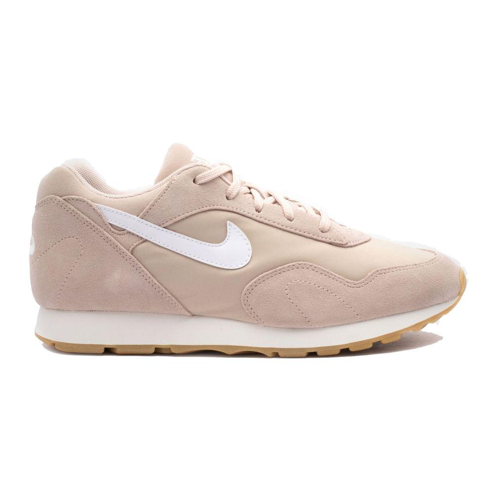 Mujer Nike Outburst Zapatillas AO1069 109 Blancas