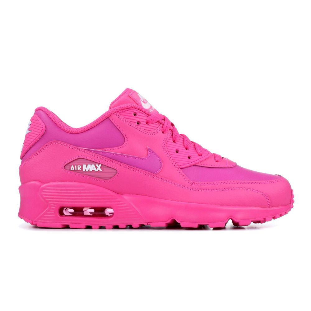 ZAPATILLAS NIKE AIR MAX 90 LEATHER DE NIÑOS woker