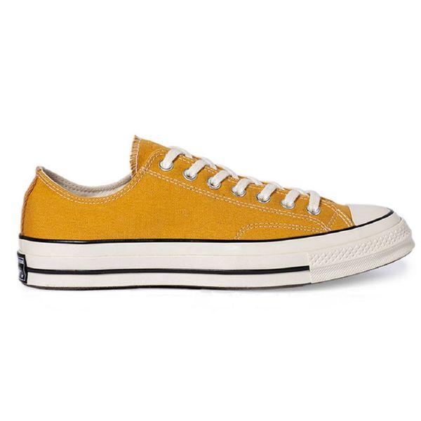 Zapatillas Converse Chuck 70 Ox Gold Unisex Color: Amarillo - Talle: 38