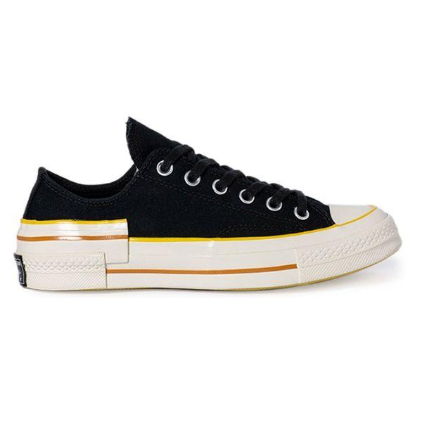 Zapatillas Converse Chuck 70 Ox De Mujer Color: Negro - Talle: 35