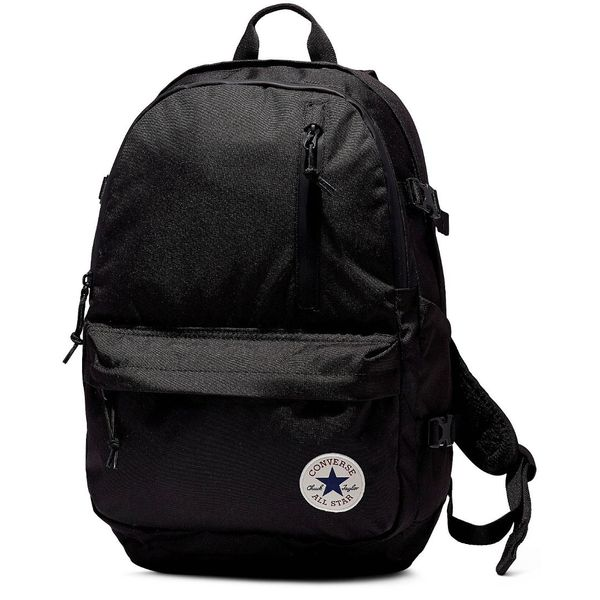 Mochila Converse Straight Edge Color: Negro - Talle: unico