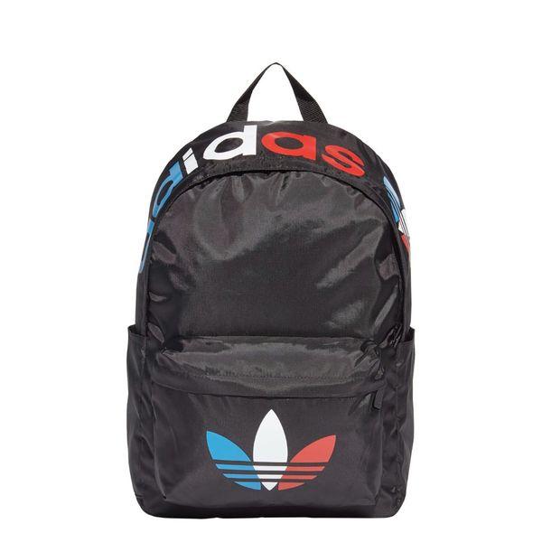 Mochila adidas Tricolor Color: Negro - Talle: unico