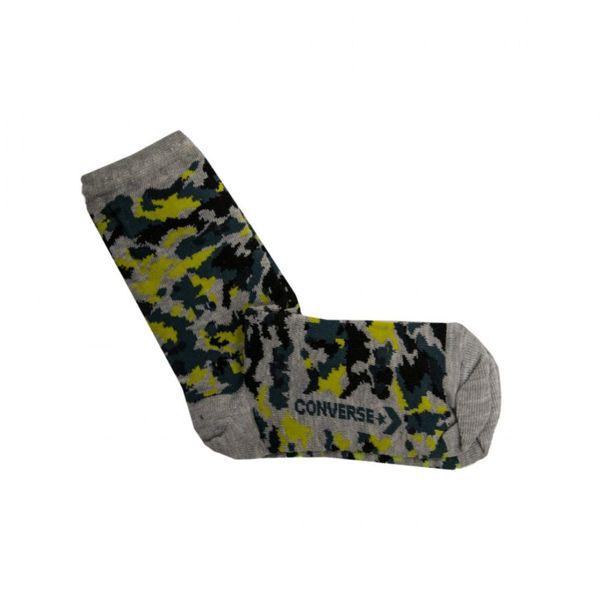 Medias Converse Camo Sock unisex Color: Multicolor - Talle: unico